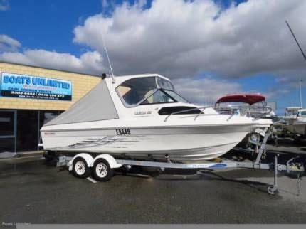 fraser boats for sale perth yalta craft 615 odessa hartdtop great first family fishing
