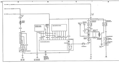 honda crx wiring diagram pdf 28 wiring diagram images