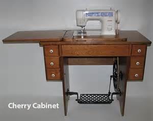 Treadle Sewing Machine Cabinet Amish Furniture Treadle Sewing Machine Cabinet Sewing
