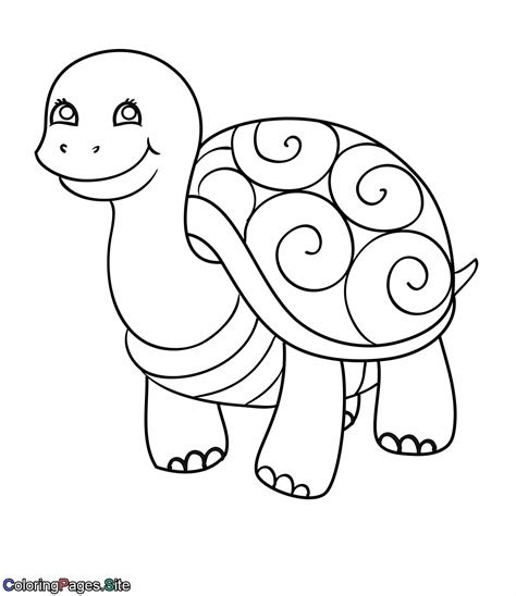 turtle love coloring pages turtle coloring page