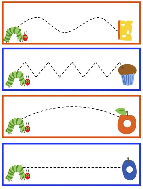 hungry caterpillar templates free tracing with the hungry caterpillar jpg 1065 215 1410