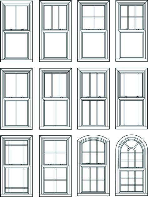 styles of windows window styles lakeside exteriors