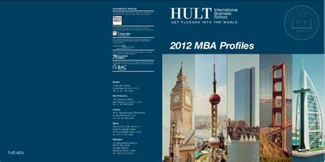 Hult One Year Mba Price by Hult Mba Class Profile 2012