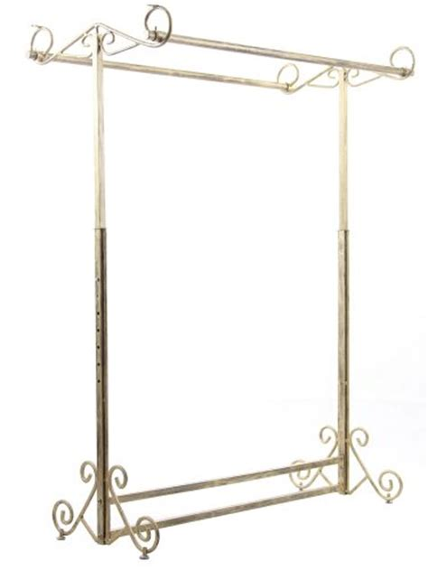 Decorative Clothing Rack by Display Rack Boutique Floor Clothes Rack