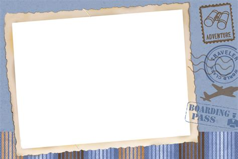 cards transparent template for a 4x6 epson creative corner photocraft travel postcards frames