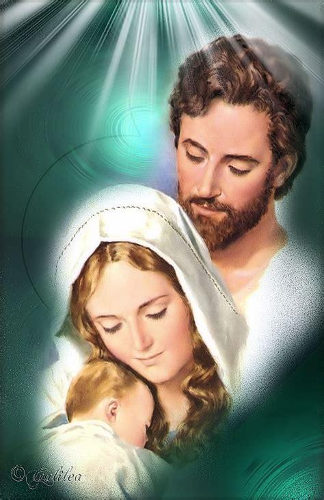 imagenes de la sagrada familia con mensajes im 225 genes religiosas de galilea sagrada familia