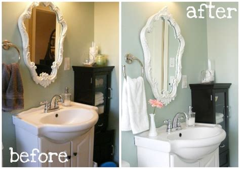 Bathroom Staging Before And After Living In Atlanta