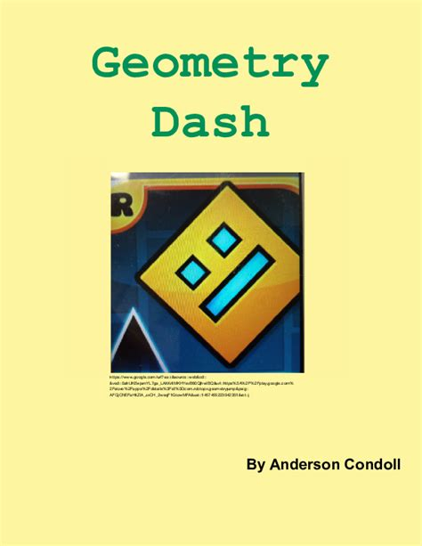 geometry dash book 589344 bookemon