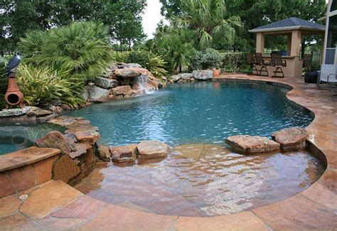 poolside designs natural freeform swimming pool design 149 pools pinterest deep water pool designs and