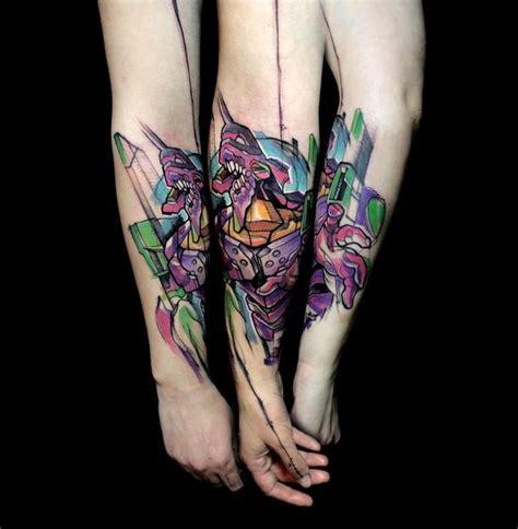 evangelion tattoo 65 best nge images on neon genesis