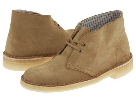 clarks desert boot clarks desert boot oakwood suede zappos free