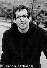 Bernardo Carvalho (Author of Nove Noites)