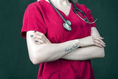 can nurses have tattoos can nurses tattoos or piercings nursebuff tattoos