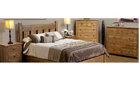 rustic solid wood bedroom sets hotzon rustic furniture mattress store langley bc white rock surrey