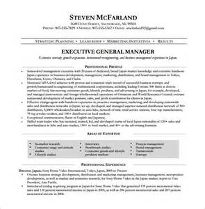 General Resume Template Microsoft Word by General Manager Purchase Resume