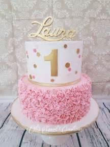 1st Birthday Cake by Best 25 Baby Birthday Cake Ideas On