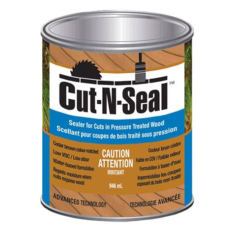 cut  seal  treated wood  deck store