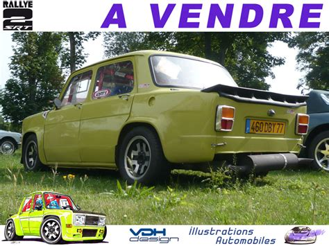 Rally Auto Occasion by Voiture Occasion Simca 1000 Jones