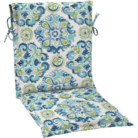 homes  gardens outdoor patio sling chair cushion