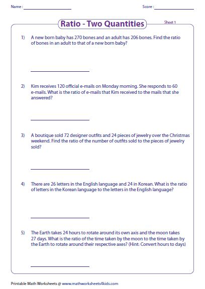 Proportions Word Problems Worksheet by Ratio Word Problem Worksheets Photos Motorobilia