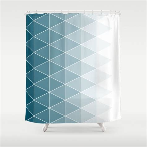 triangle pattern curtains triangle pattern shower curtain shower curtains