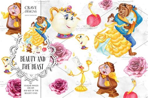 beauty and the beast clip reveals making of belle s gown top 82 beauty and the beast clip art free clipart spot
