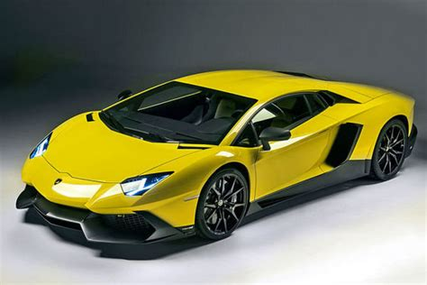 How Many Horsepower Does A Lamborghini 2014 Lamborghini Aventador Lp720 4 50 176 Anniversario Review