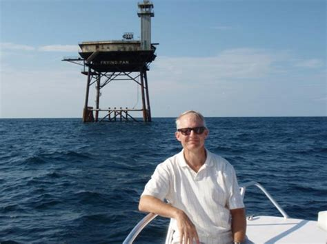 frying pan tower bed and breakfast frying pan shoals light tower a new breed of bed and