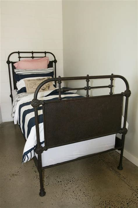 Single Bed Frame Cast Iron Bed Frame 034 The Foundry 034 Cast Iron Bed Frames