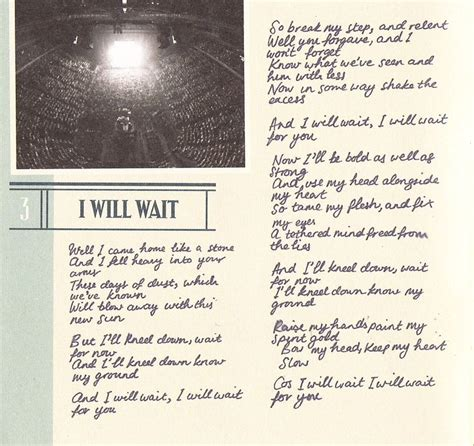 mumford and sons i will wait quotes