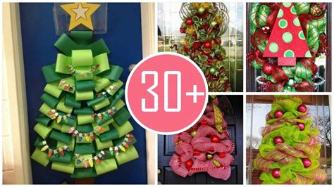 3d christmas tree door decoration kapan date