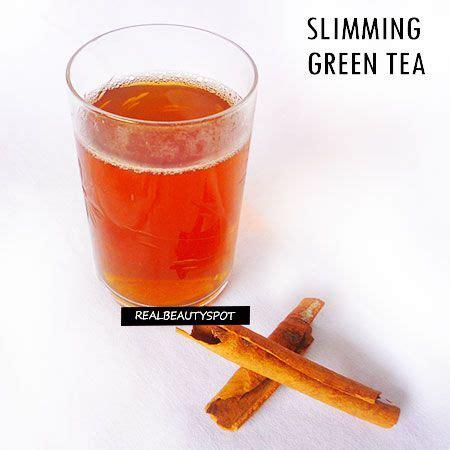 Cinnamon Detox Tea Slimming Tea by Slimming Cinnamon Green Tea Recipe Green Motivation And