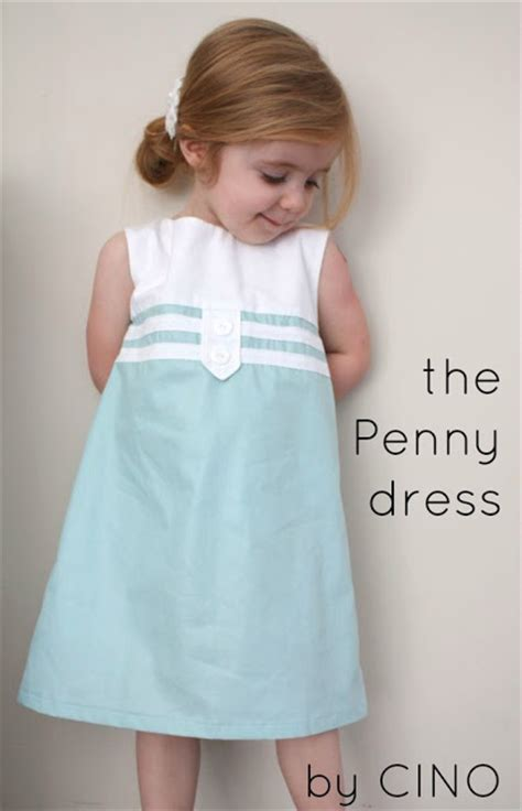 simple pattern for little girl dress free sewing patterns girls summer dresses