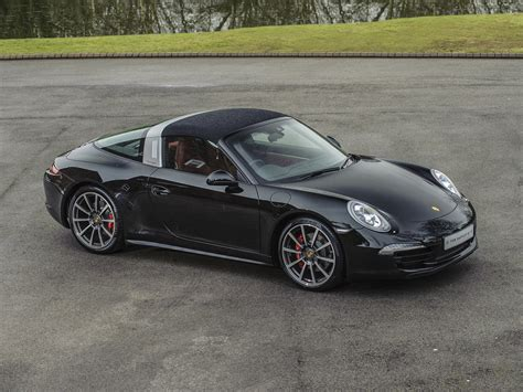 Porsche Targa Black stock tom jnr