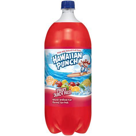 fruit punch hawaiian punch fruit punch fruit 2 lt 2 1 qt