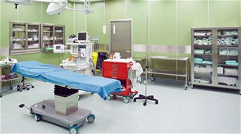 operating room flooring surgical floor coating hospital epoxy paint