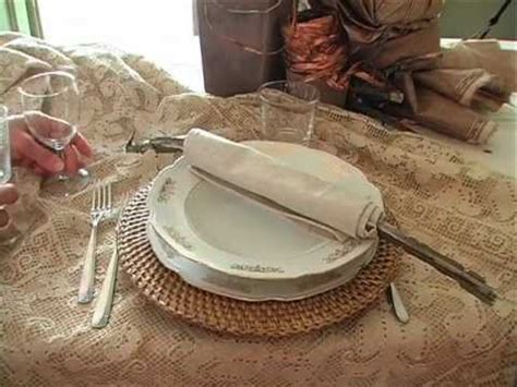 tavola rustica apparecchiata come preparare una tavola rustica ed elegante uchef tv