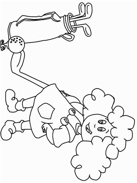 golf coloring pages golf coloring pages birthday printable
