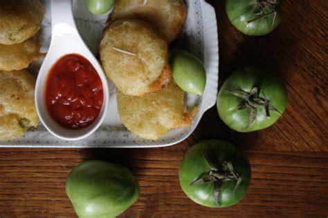 come cucinare i pomodori verdi pomodori verdi fritti bfood24