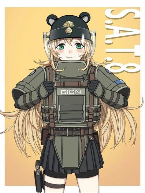 art  war art  war rainbow  siege anime anime