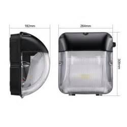 emergency outdoor lighting led 30watt emergency outdoor wall pack bulkhead ledbrite