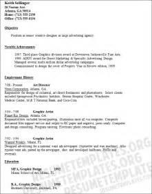 Commercial artist resume template advertising cv samples