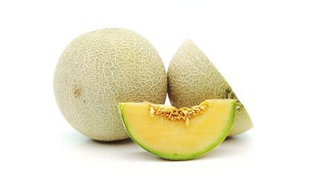 Mellons Mellon Melons Melon Pembesar Payudara Herbal melon cut in half side view stock footage 4056457