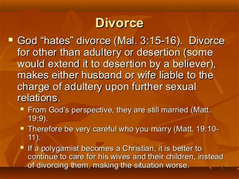 gender marriage  divorce