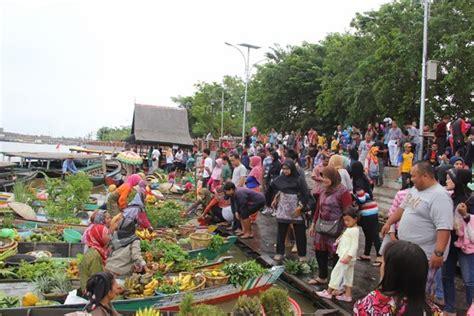 Terbaru Intan Banjar pasar terapung siring sungai martapura banjarmasin