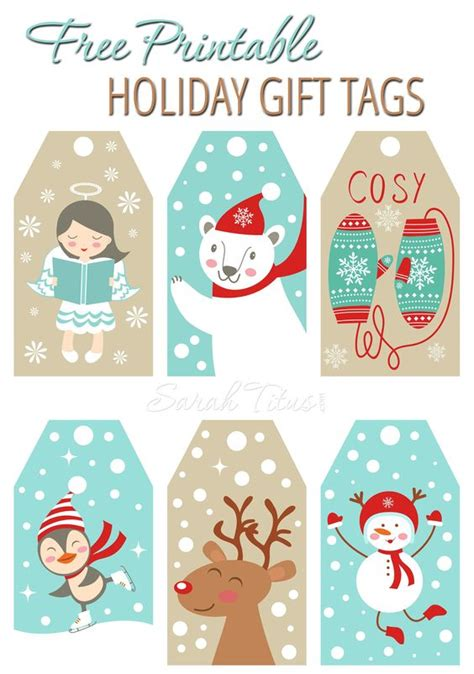 printable gift cards christmas 175 free printable christmas gift tags unoriginal mom
