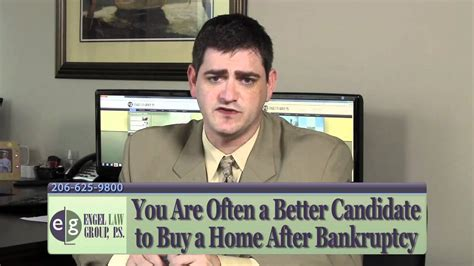 how soon after bankruptcy can you buy a house how soon can i buy a home after bankruptcy seattle