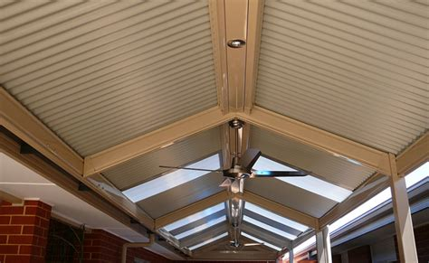 Roof And Ceiling by Verandah Roofing Ideas