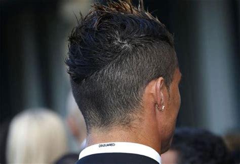 cristiano ronaldo's best hairstyles 2014