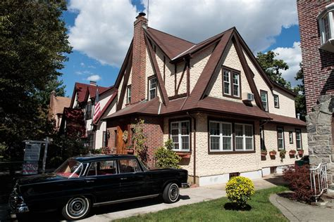 donald trump home address donald trump s childhood home to be sold by auction in